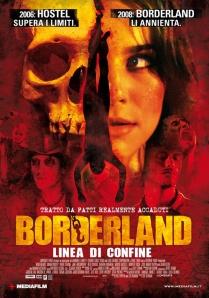 Borderland - locandina del film