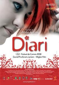 Diari - locandina del film