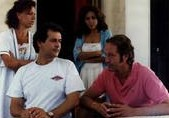 Piero Natoli ed Ennio Fantastichini