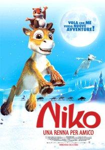 Locandina - Niko - Una renna per amico