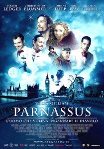 Parnassus - l'uomo che voleva sfodare il diavolo