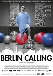 Locandina Berlin Calling
